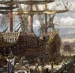 루테란 항구