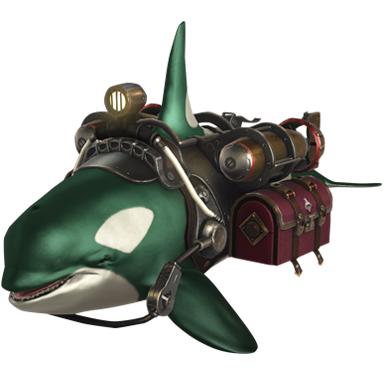 [선박 스킨] 노토스 이끼 범고래