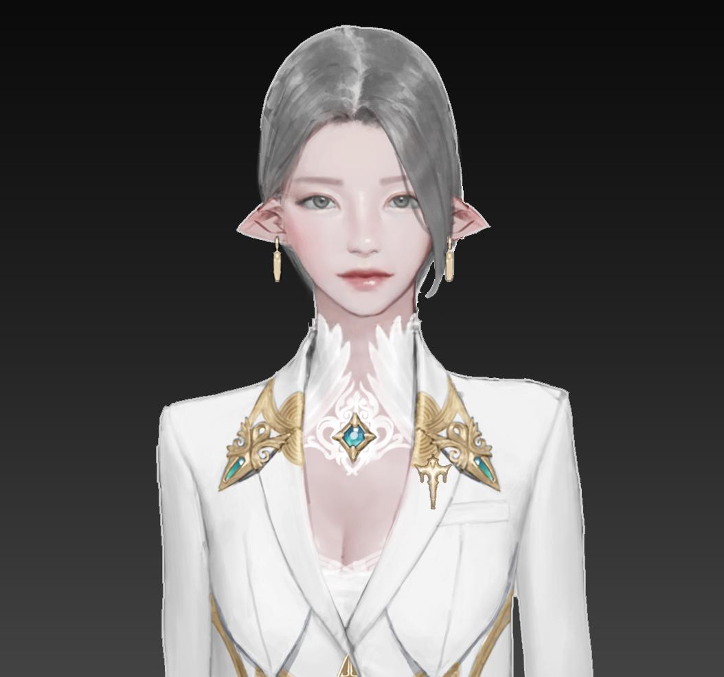 queen's suit (여왕의 수트)